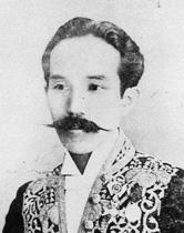初代校長 金子 堅太郎   日本大学の歴史